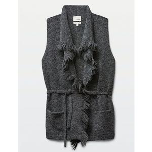 Wilfred Free Fei Fei sweater vest alpaca & wool